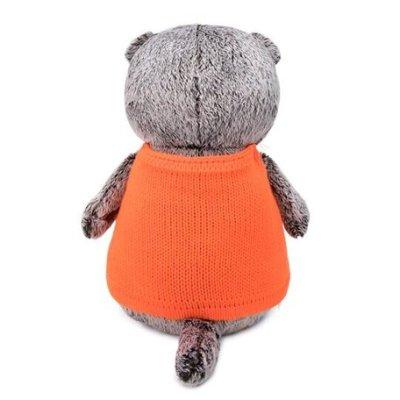 画像1: Basik  オレンジセーター
